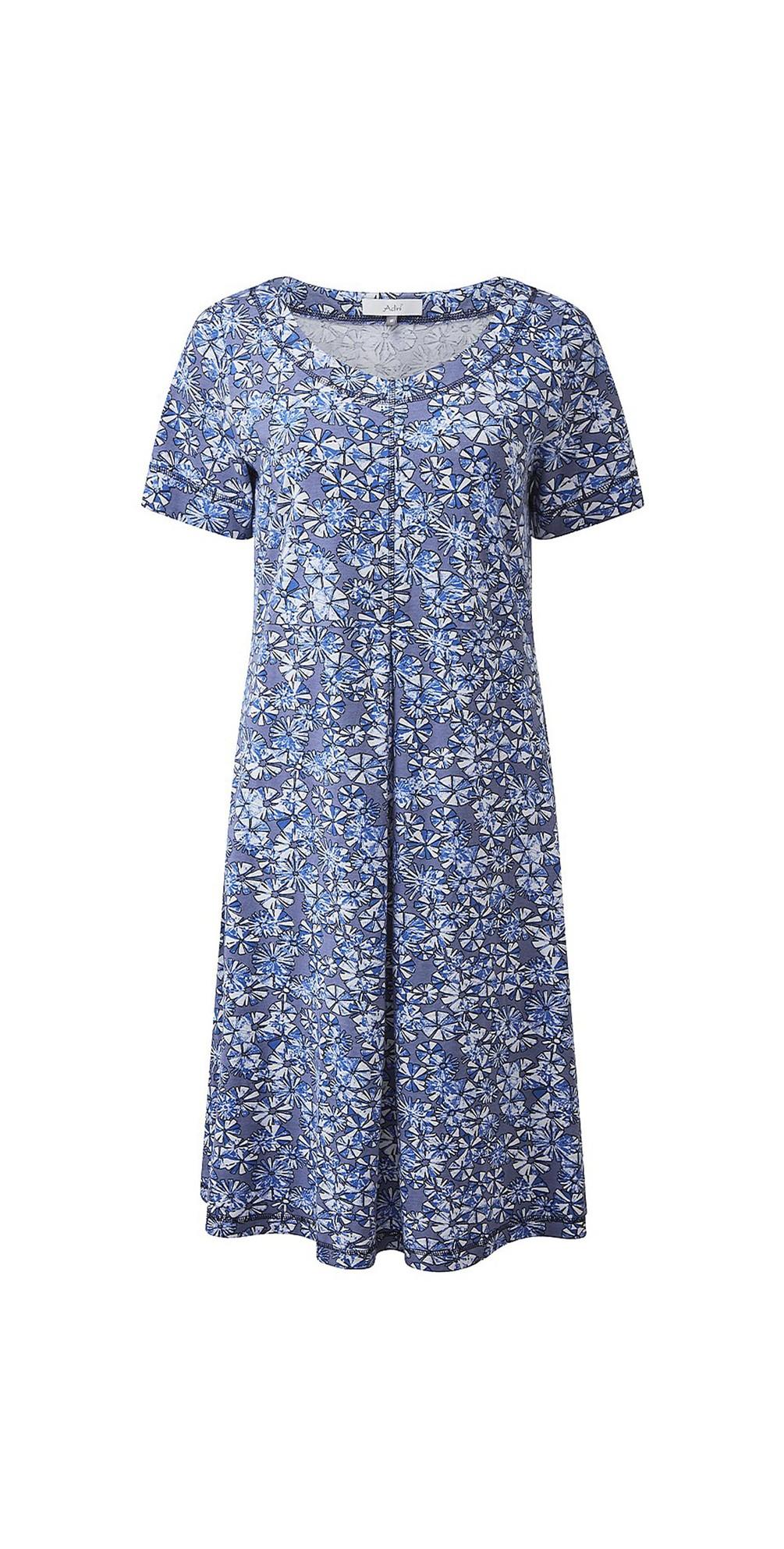 Lily Crosby Print Dress main image