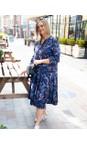 Masai Clothing Crown Blue  Nari Dress