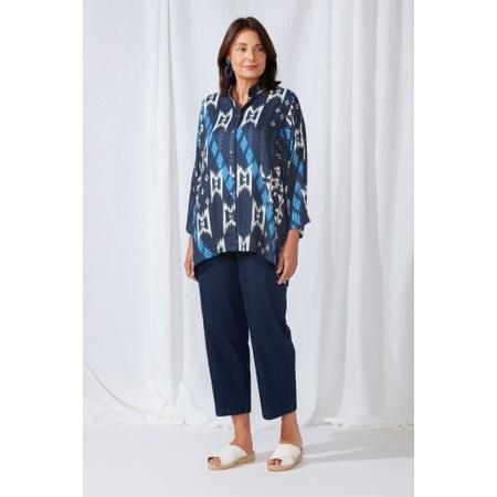 Sahara Borneo Print Shirt - Multicoloured