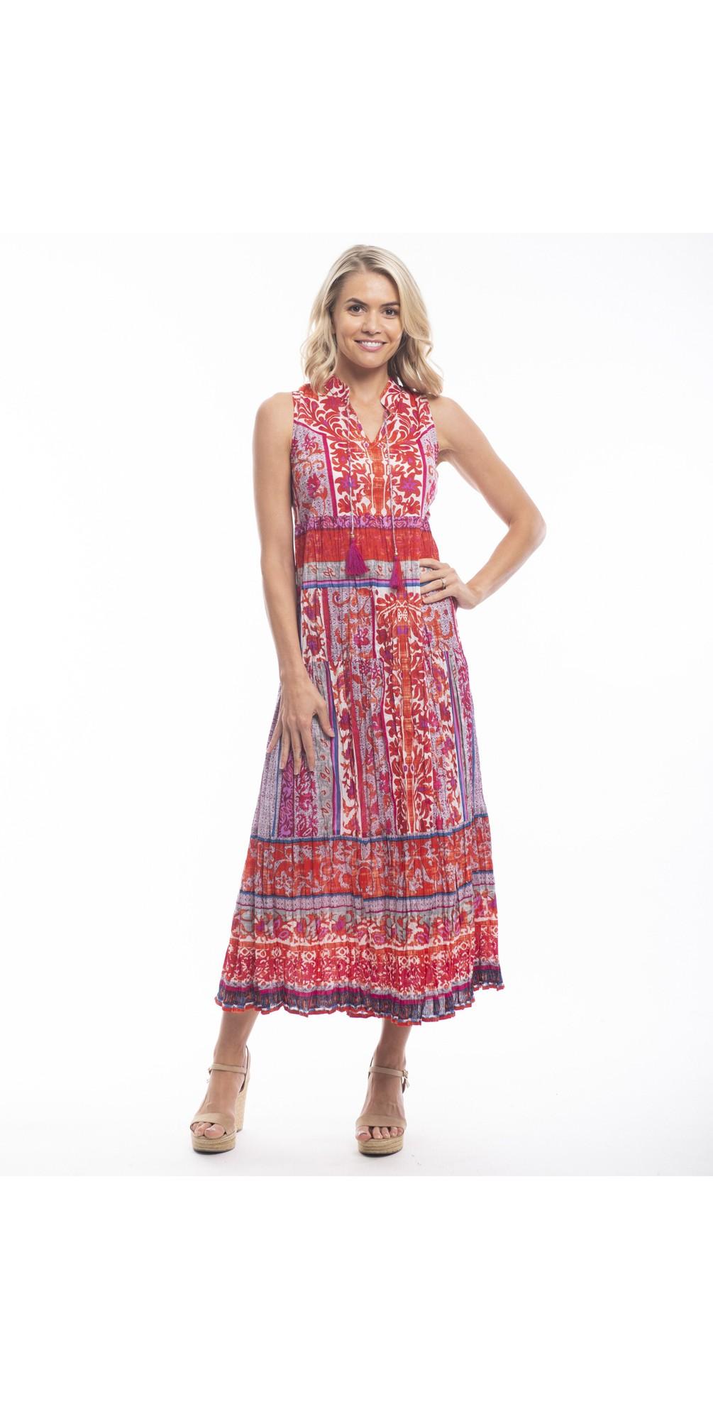 Ibiza Maxi Dress main image