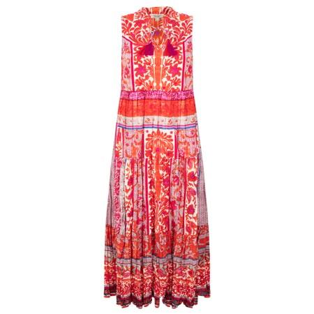 Orientique Ibiza Maxi Dress - Multicoloured