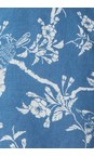 Sahara Delft/Porcelain Vintage Kimono Bubble Trouser
