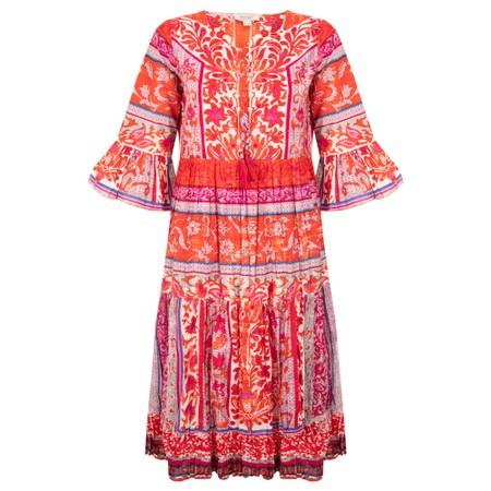 Orientique Ibiza Boho Dress - Multicoloured