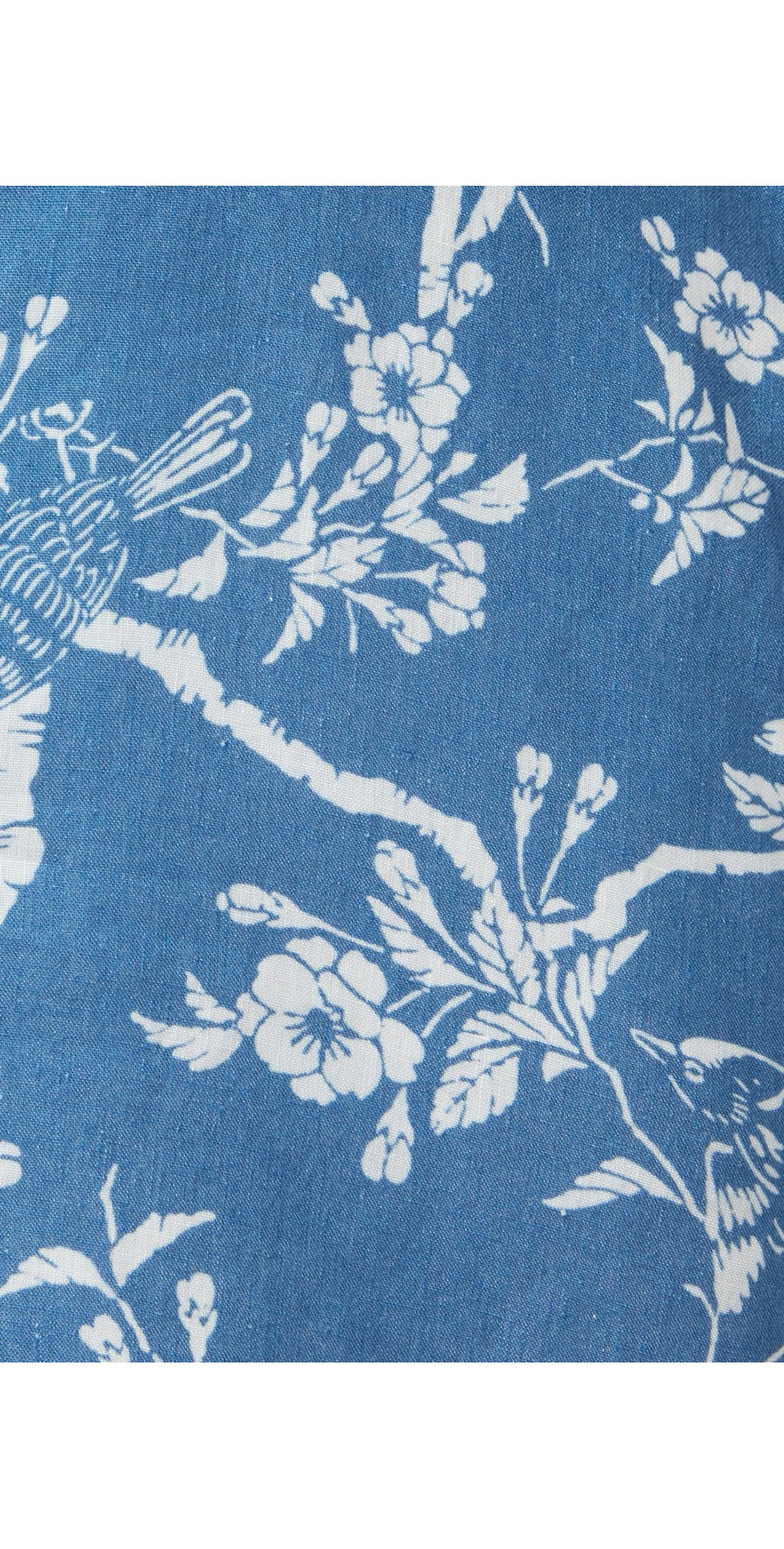 Vintage Kimono Print Tunic main image