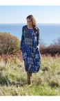 Sahara Multi Borneo Print Bubble Dress