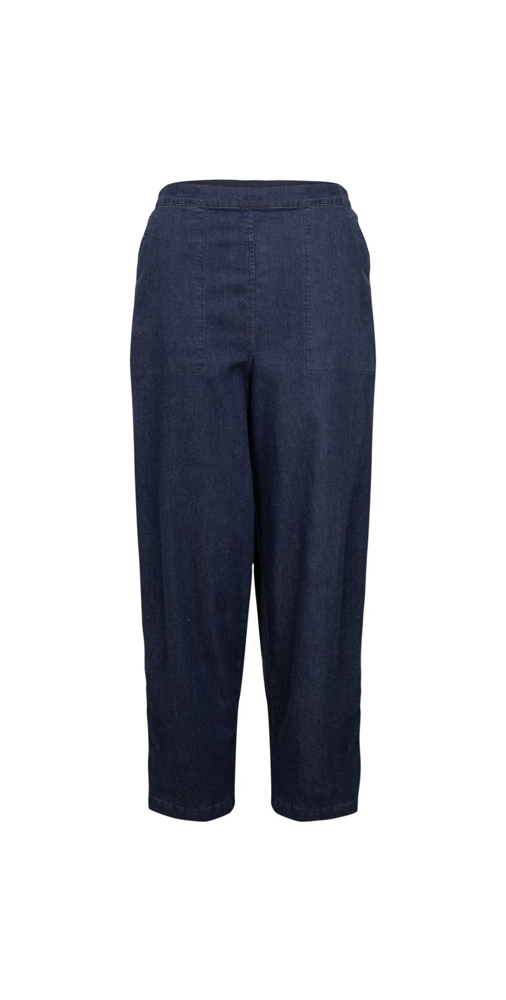 Stretch Denim Straight Pant main image