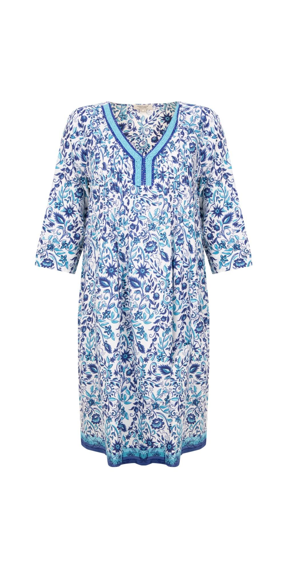 Tenerife Tunic Dress main image