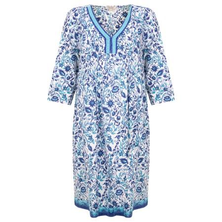 Orientique Tenerife Tunic Dress - Multicoloured