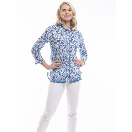 Orientique Tenerife Shirt - Multicoloured