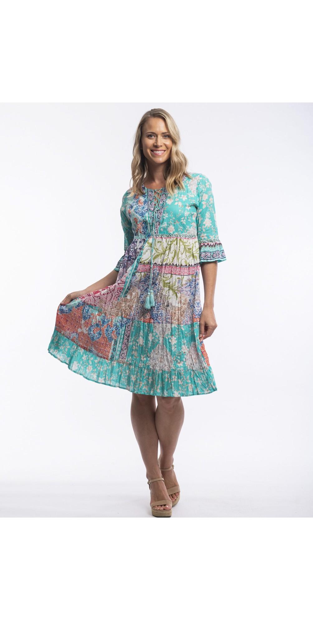 Madeira Midi Dress main image