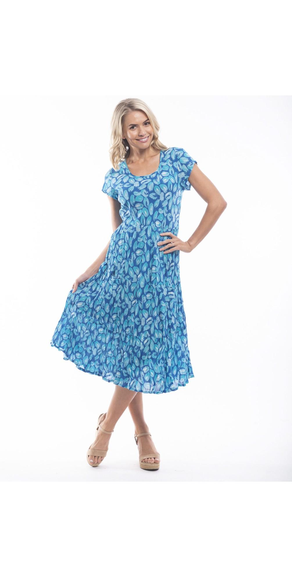 Las Palmas Midi Dress main image