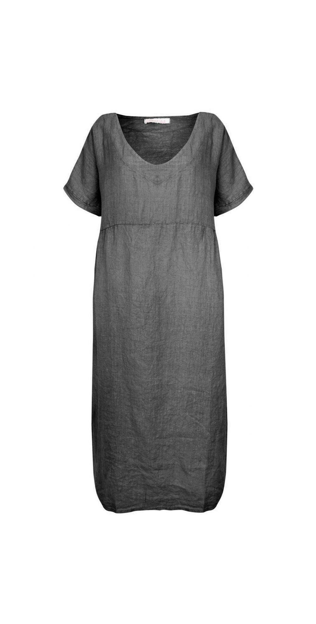 Tesa Maxi Linen Dress main image