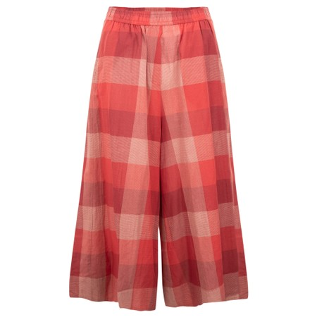 Mes Soeurs et Moi Orobe Check Culottes - Pink
