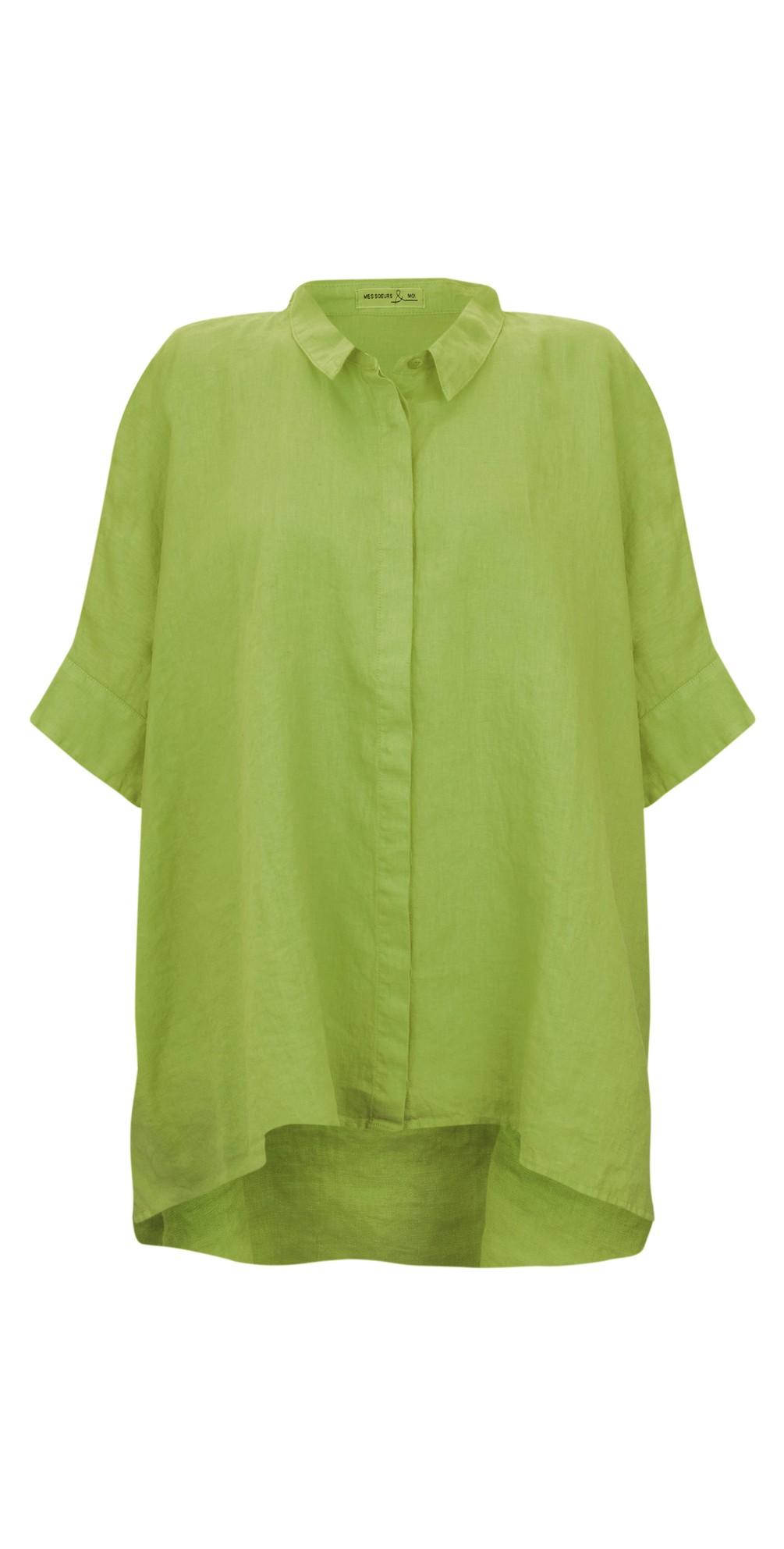 Anubus Oversized Shirt main image