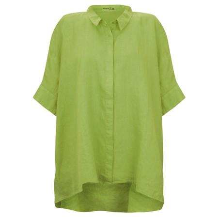 Mes Soeurs et Moi Anubus Oversized Shirt - Green