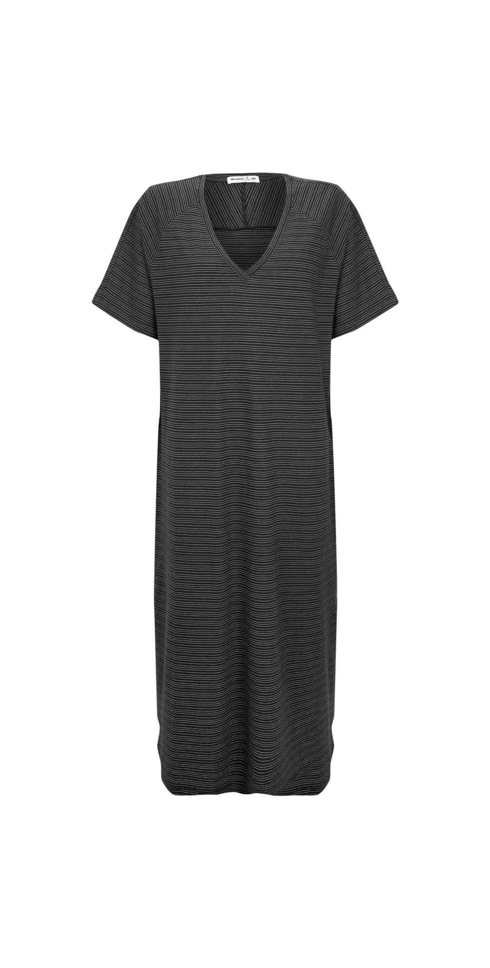 Takwa Stripe Long Dress main image
