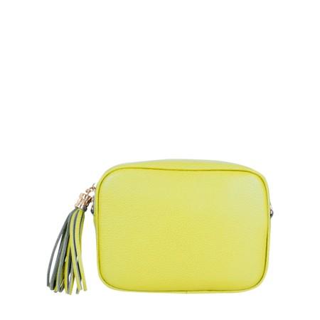 Gemini Label Bags Connie Cross Body Bag - Yellow