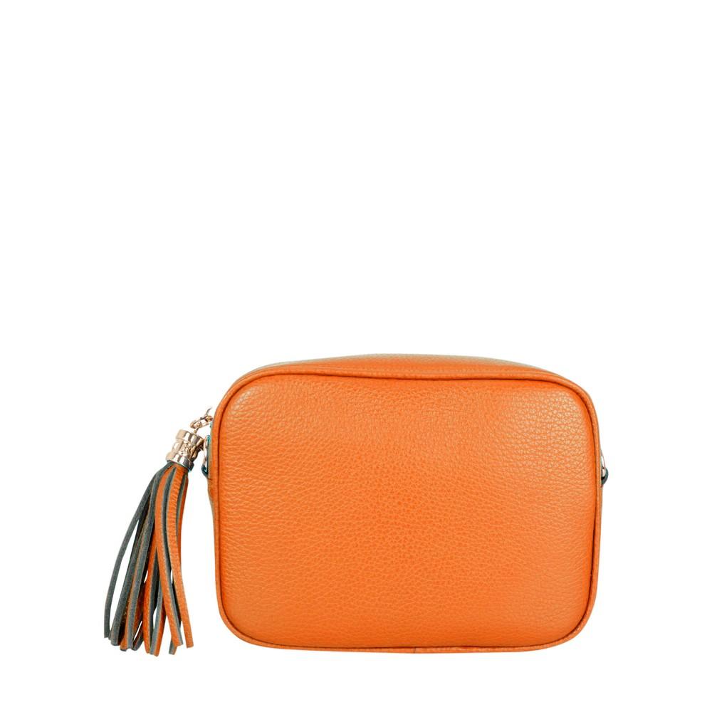 Gemini Label Bags Connie Cross Body Bag Orange