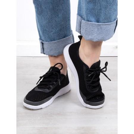 EMU Australia Miki Black Washable Sneakers - Black