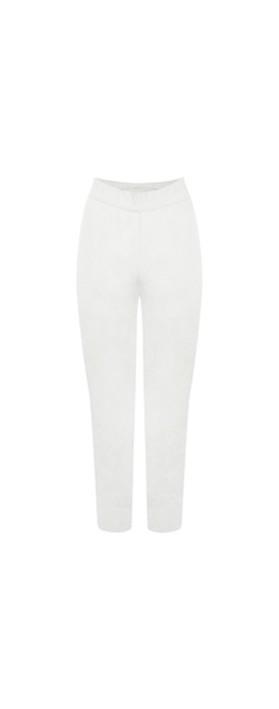 Foil Trapeze White 7/8 Pull on Trouser White