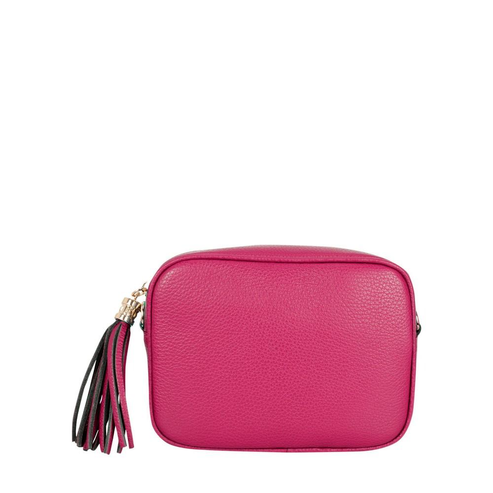 Gemini Label Bags Connie Cross Body Bag Fuchsia