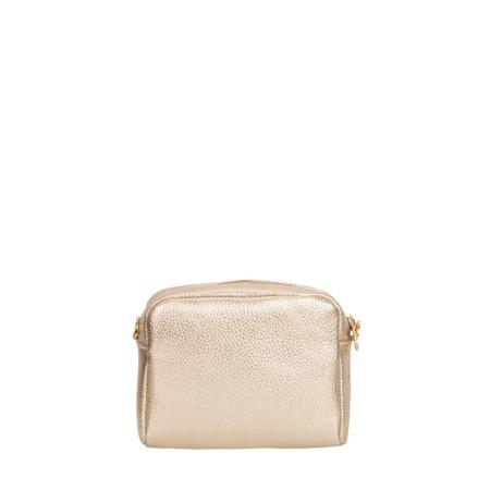 Gemini Label Bags Minnie Cross Body bag - Gold