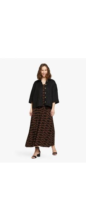 Masai Clothing Oda Dress Tiramisu