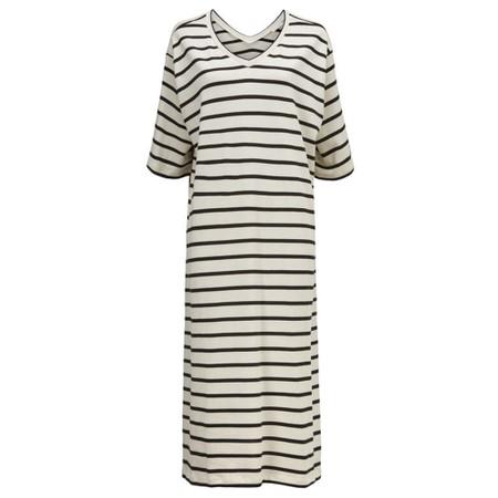 Masai Clothing Narta Dress - Off-White