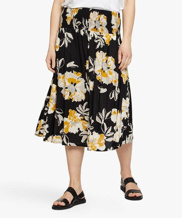 Masai Clothing Sondra Skirt Chai Tea