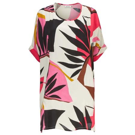 Masai Clothing Galene Tunic - Pink