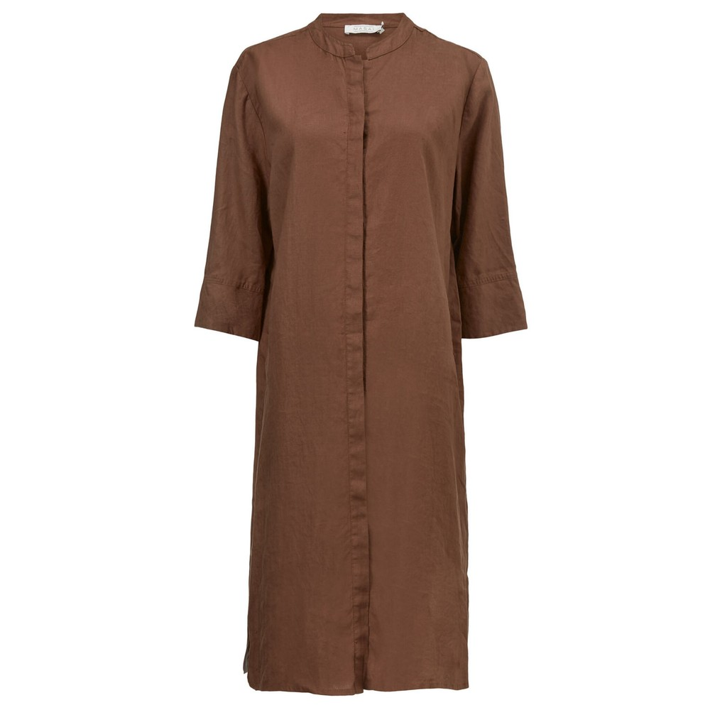 Masai Clothing Nimes Tunic Dress  Tiramisu