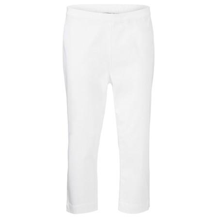 Masai Clothing Peach Trouser - White