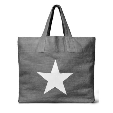 Chalk Star Shopper Everyday Bag  - Grey