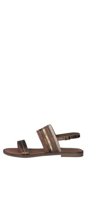 Marco Tozzi Yada Sandal Bronze