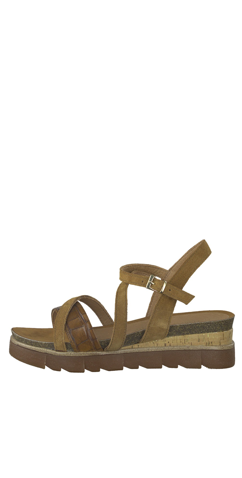 Elvo Wedge Sandal main image