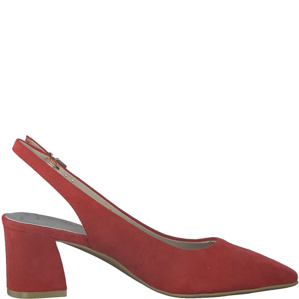 Marco Tozzi Rila Shoe Red