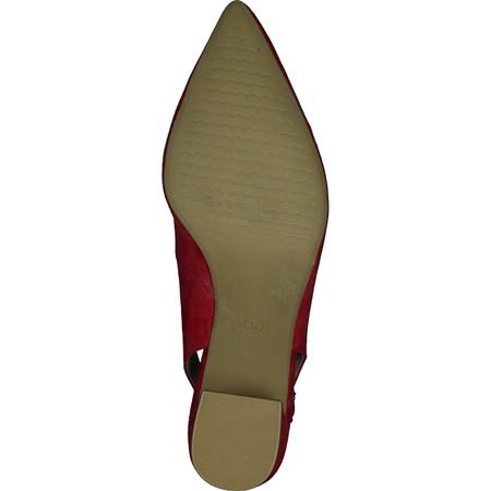 Marco Tozzi Rila Shoe - Red