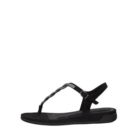 Marco Tozzi Moli Sandal - Black