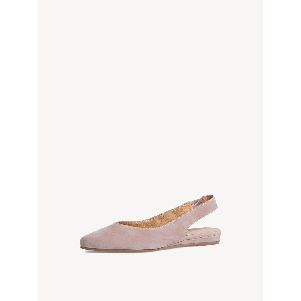 Tamaris Kosy Shoe Taupe
