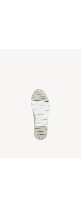 Tamaris Nelle Trainer Shoe Silver / Punch