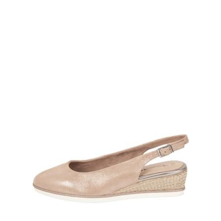 Tamaris Sanja Wedge Shoe - Pink