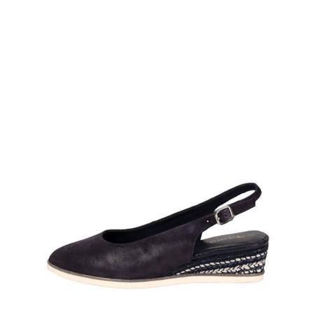 Tamaris Sanja Wedge Shoe - Blue