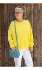 Amazing Woman Limon Jodie Front Pocket Supersoft Knit Jumper
