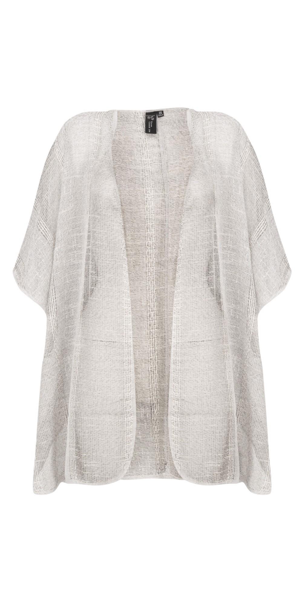 Short Sleeve Kimono main image