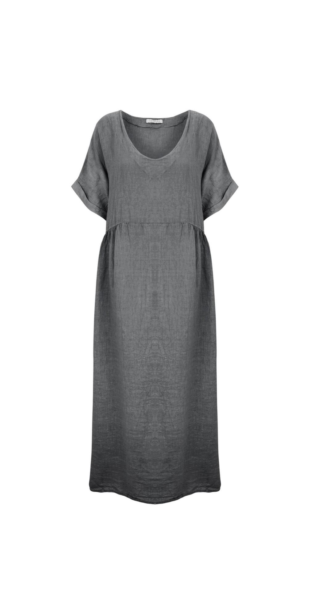 Tesa Curve Midi Dress main image