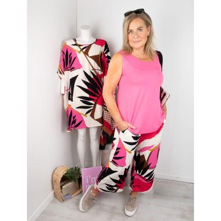 Masai Clothing Elisa Top - Pink
