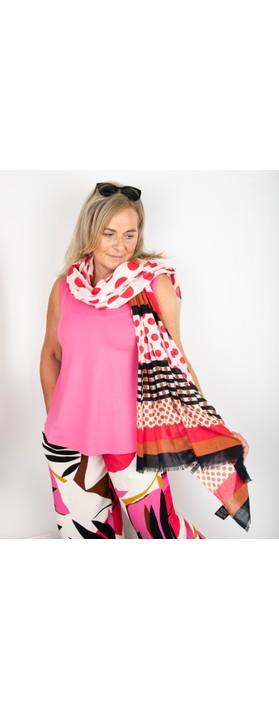 Masai Clothing Adora Scarf Azelea