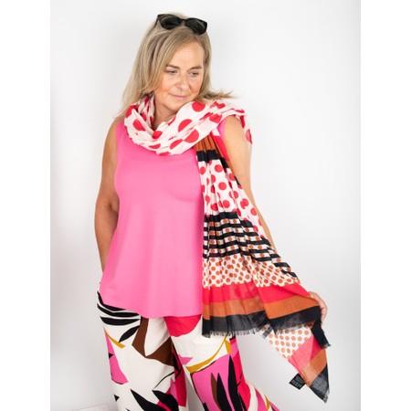 Masai Clothing Adora Scarf - Pink
