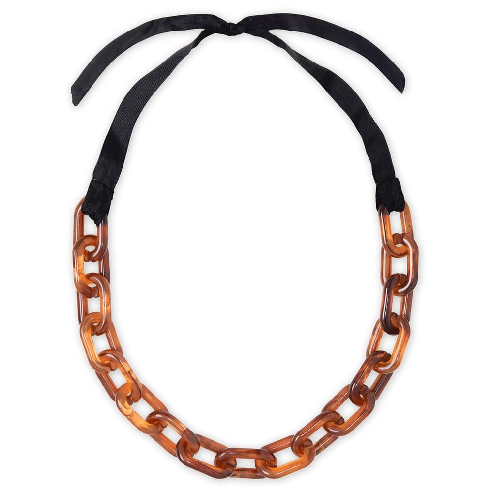 Masai Clothing Rumma Necklace Chestnut
