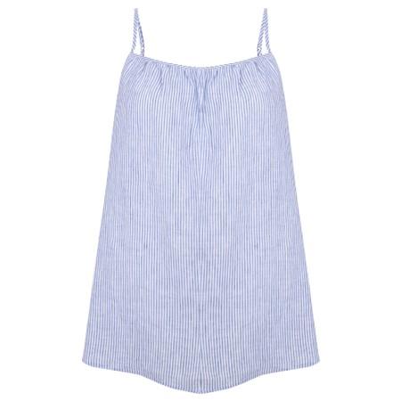 Masai Clothing Edie Top - Blue